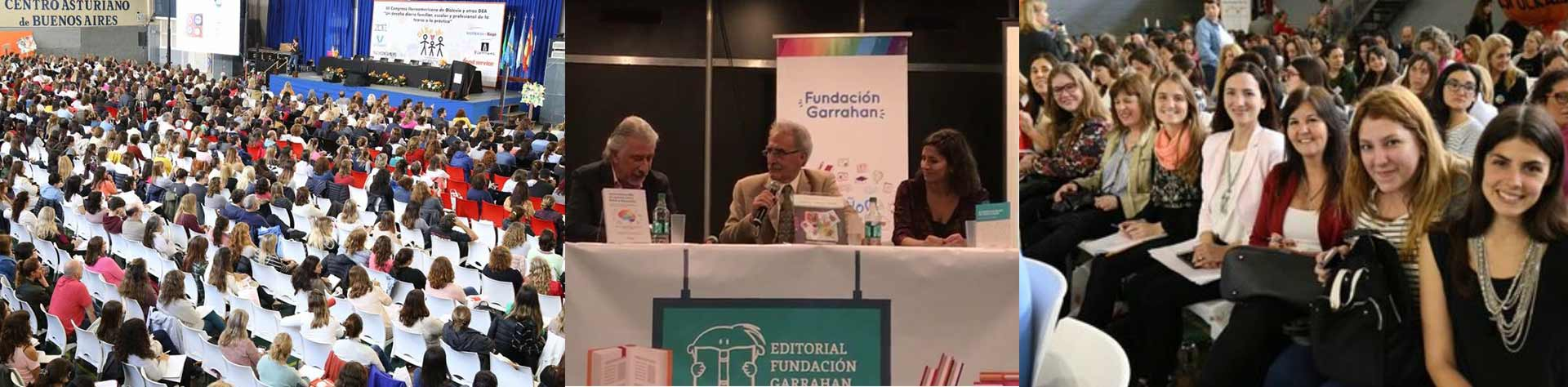 DISFAM Argentina - Eventos Internacionales
